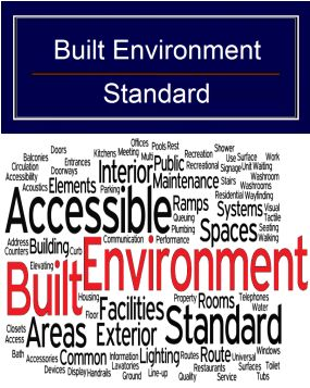 AODA Built Environment Standards