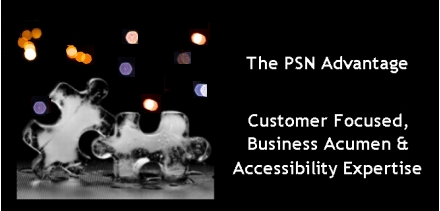 PSN-Customer Focused, Business Acumen & Accessibility Expertise