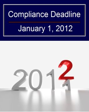 Customer Service Standard Compliance Deadline