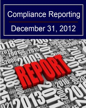 AODA Compliance Reporting