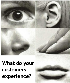 What are your customer's experiencing?